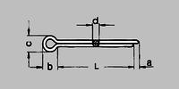 Split Cotter Pins DIN 94