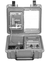 Turbine Generator Gas Analyzer - MODEL 2750