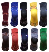Soft Cotton Multicolored Socks for Boys & Girls