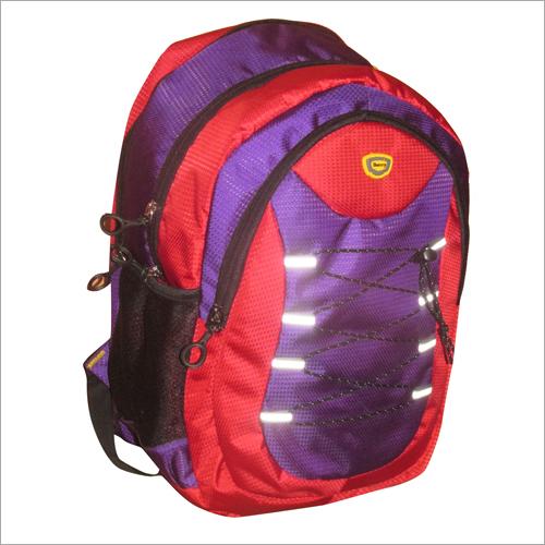 Nylon School Backpack Bag