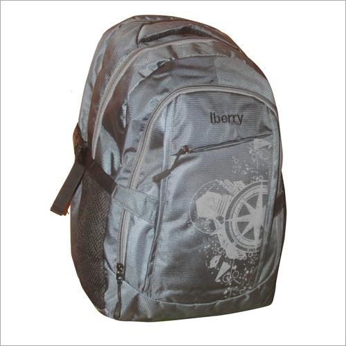 Printed School Backpack Bag