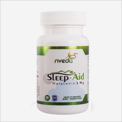 3Mg Sleep Aid Melatonin Tablets