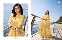 Georgette Designer Sharara Suits