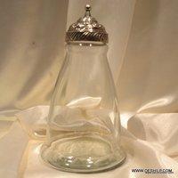 Clear Glass Jars Clear Glass Square Jars