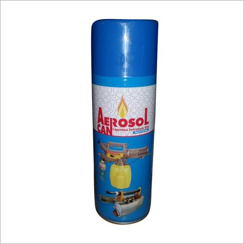 Aerosol Gas Can