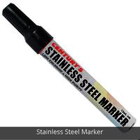 Markal type stainless steel marker