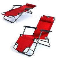 COMFORTABLE EASY FOLDING RECLINING CHAIR