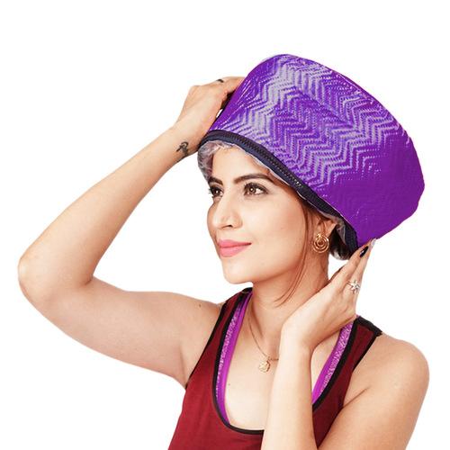 BEAUTY STEAMER NOURISHING HEATING HEAD CAP