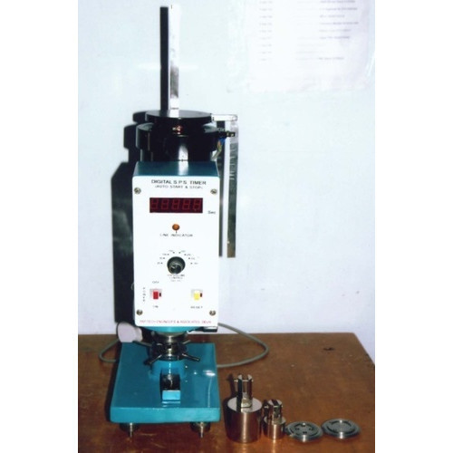 SMOOTHNESS POROSITY TESTER (GURLEY TYPE)
