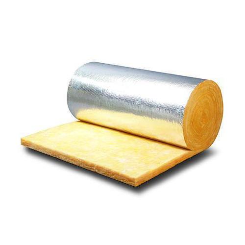 Aluminum Foil Glass Wool Insulation