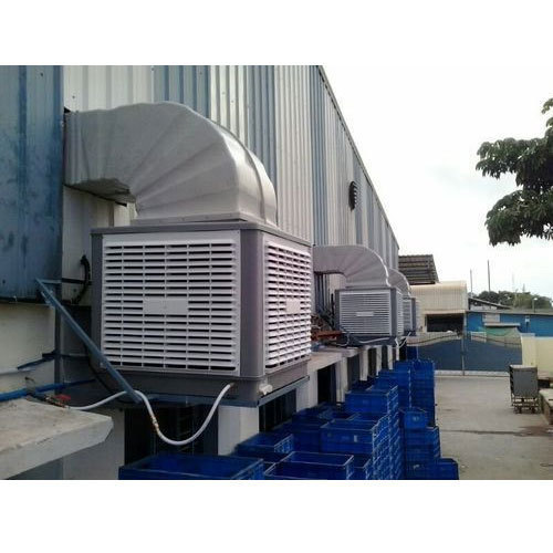 Industrial Air Blast Cooler