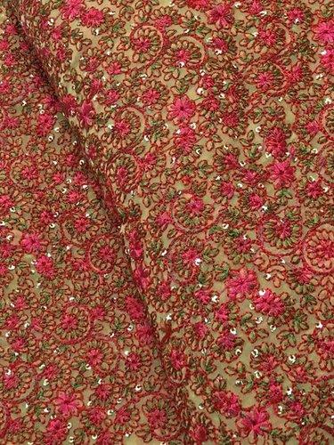 Kashmiri Work Fabric