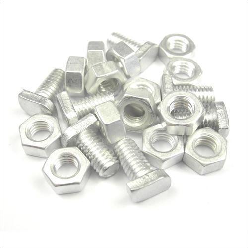 Aluminum Nut Bolt