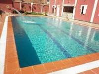 Competition Swimming Pool Construction Services