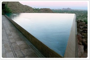 Overflow Type Swimming Pool Construction Services