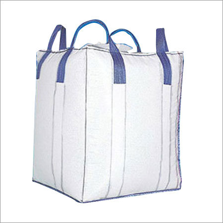 PP Circular Cross Corner Loops Bag