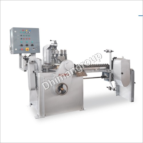 Continuous Die Pop Forming And Packing Machine