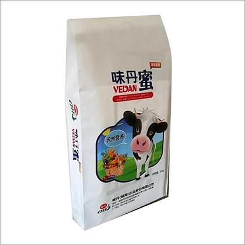 Cow Feeds Printed Bag