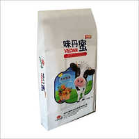 Cow Feeds Printed Bag