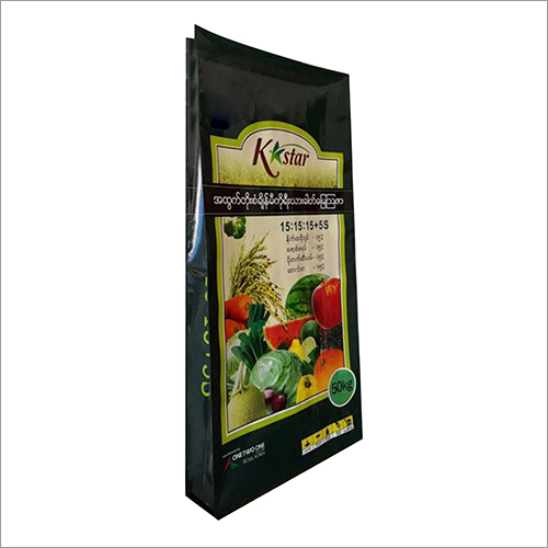 Fertilizer Laminated Bag