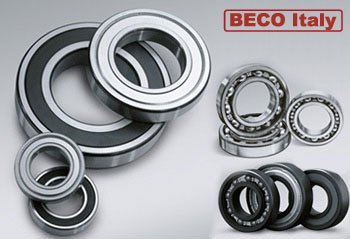 High Temperature bearing for packaging machinery