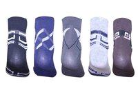 Men's Classic Cushion Ankle Length Socks - 3 Pair - (Brand Outlet)