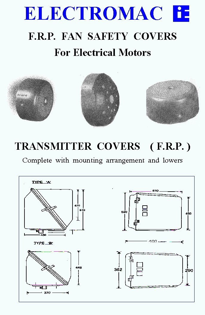 Electric Motor covers