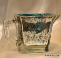 SILVER GLASS TEA AND COFFEE CUP