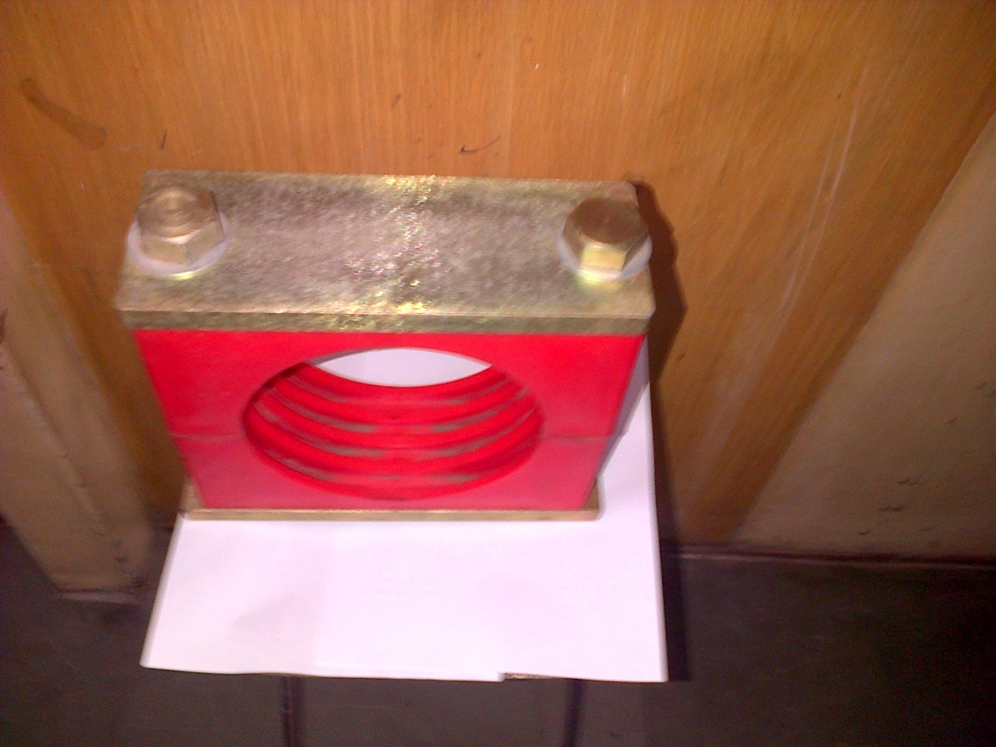 Pipe Tube Cable Clamp
