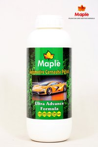 Carnauba CAR BODY WAX POLISH