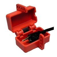 3-In-1 Electrical Plug Lockouts