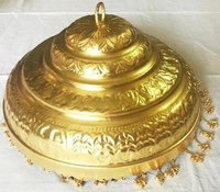 Gold Chhatra