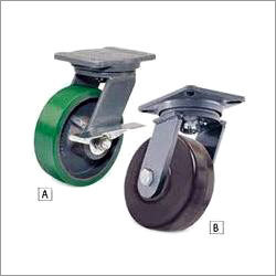 Forged Steel Caster Wheel