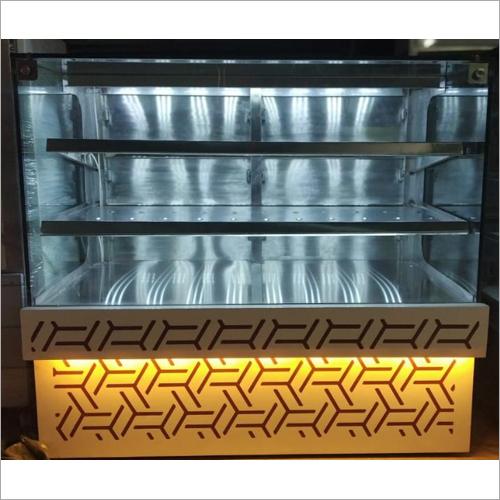 Pizza Makeline Display Counter