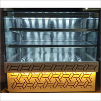 Pizza Makeline Display Counter