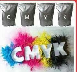 Color Toner Powder CMYK