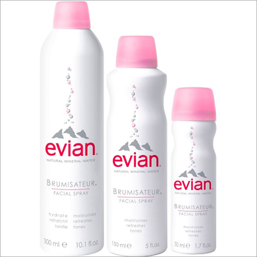Evian Mineral Water Facial Spray