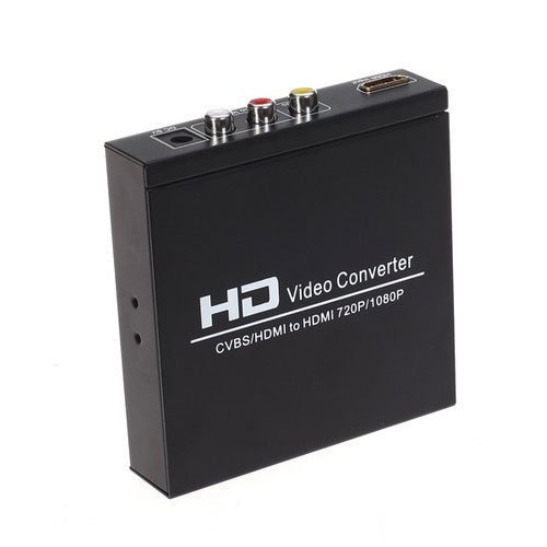 AV To HDMI Converter NTSC To Pal
