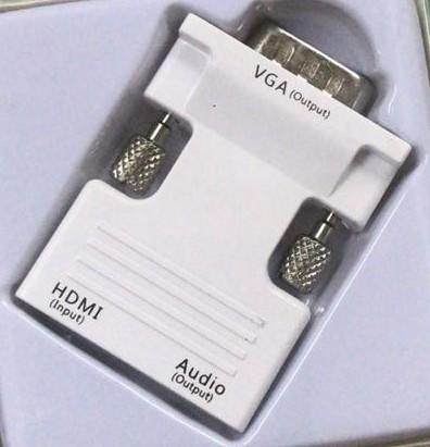 VGA HDMI USB AV Optical Convertor