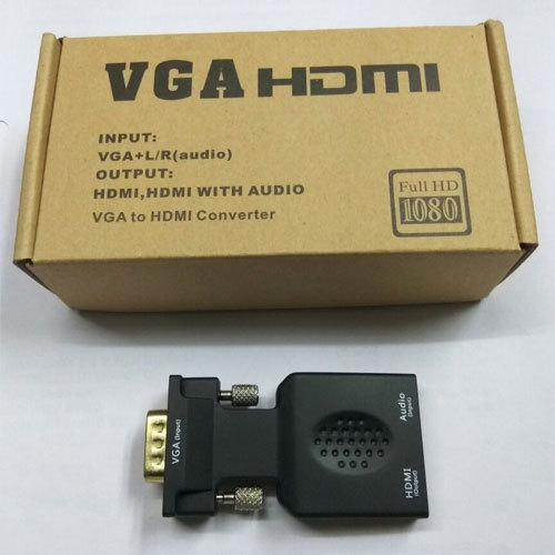 VGA HDMI USB AV Optical Convertor
