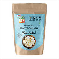Roasted Makhana Rock Salt Flavour