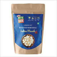 Roasted Makhana Indian Masala Flavour-Family Pack