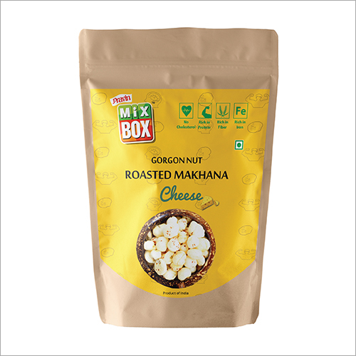 Roasted  Makhana Cheese flavour-Family Pack
