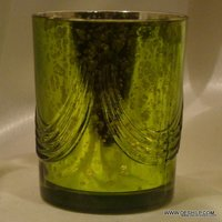 DECORATED T LIGHT CANDLE  VOTIVE