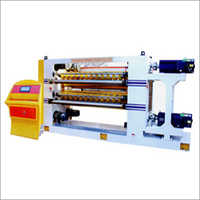 Automatic High Speed Double Layer NC Cut Off Machine