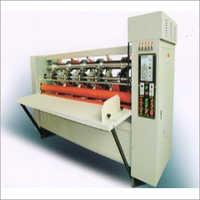 Paper Board Slitter Machine