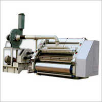 Fingerless Type Single Facer Corrugator Machine