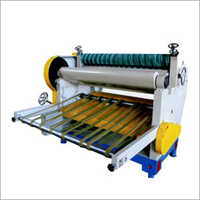 Corrugated Board Single Cutter Machine