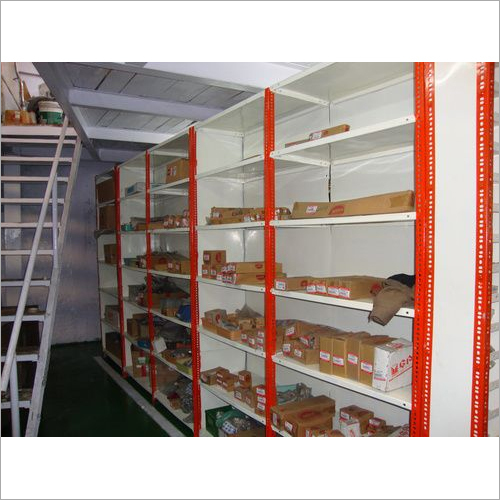 Three Side Covered Racks