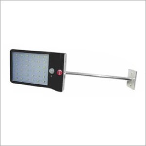 6w Solar Motion Censor Light
